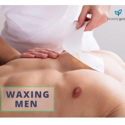 Men Waxing